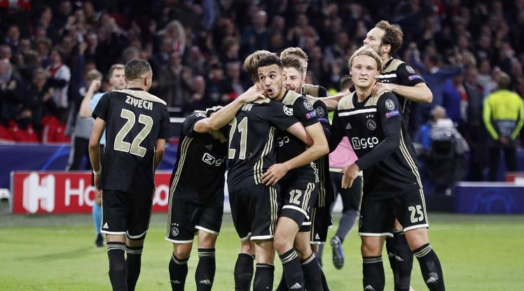 Ajax Benfica maç özeti