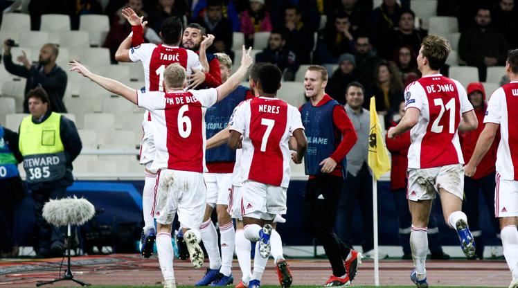 AEK Ajax maç özeti