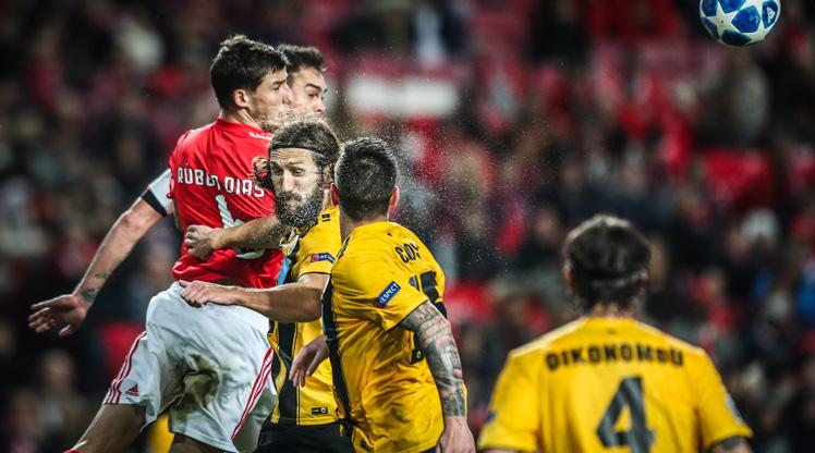 Benfica AEK maç özeti
