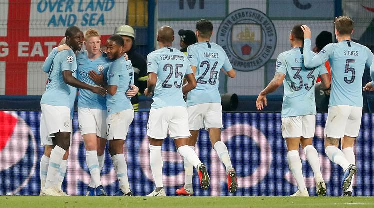 Shakhtar Donetsk Manchester City maç özeti