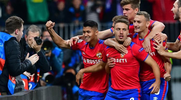 CSKA Moskova Real Madrid maç özeti