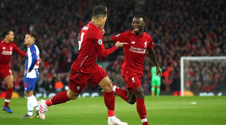 Liverpool Porto maç özeti