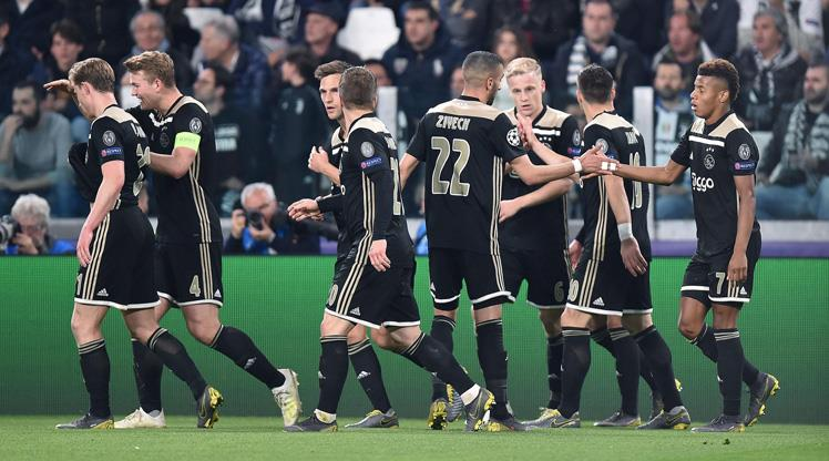 Juventus Ajax maç özeti