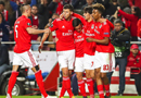 Benfica Eintracht Frankfurt maç özeti