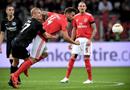 Eintracht Frankfurt Benfica maç özeti