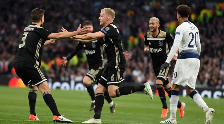 Tottenham Hotspur Ajax maç özeti