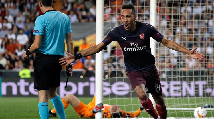 Valencia Arsenal maç özeti