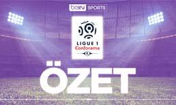 Saint Etienne Olympique Lyon maç özeti