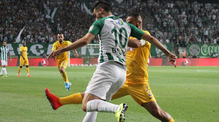 Konyaspor MKE Ankaragücü maç özeti
