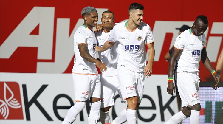 Alanyaspor Kasımpaşa maç özeti