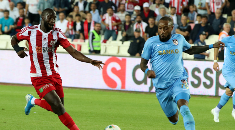 Demir Grup Sivasspor Gazişehir Gaziantep FK maç özeti