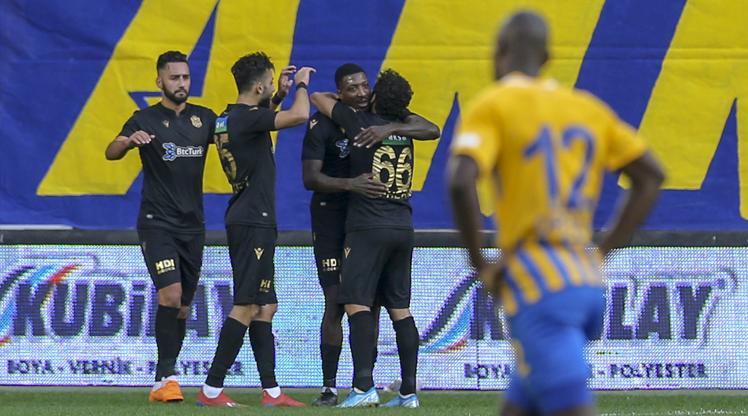 MKE Ankaragücü BTC Türk Yeni Malatyaspor maç özeti
