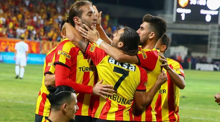 Göztepe İttifak Holding Konyaspor maç özeti