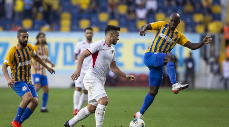 MKE Ankaragücü Gençlerbirliği maç özeti