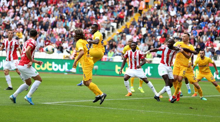 DG Sivasspor MKE Ankaragücü maç özeti