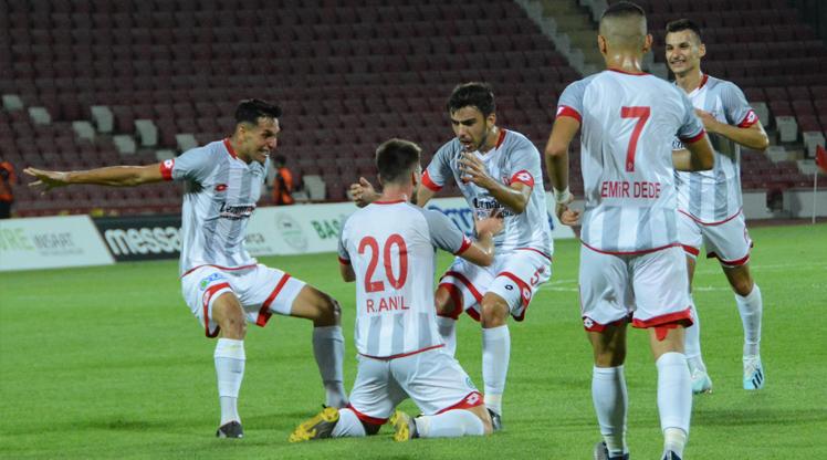 Balıkesirspor BŞB Erzurumspor maç özeti