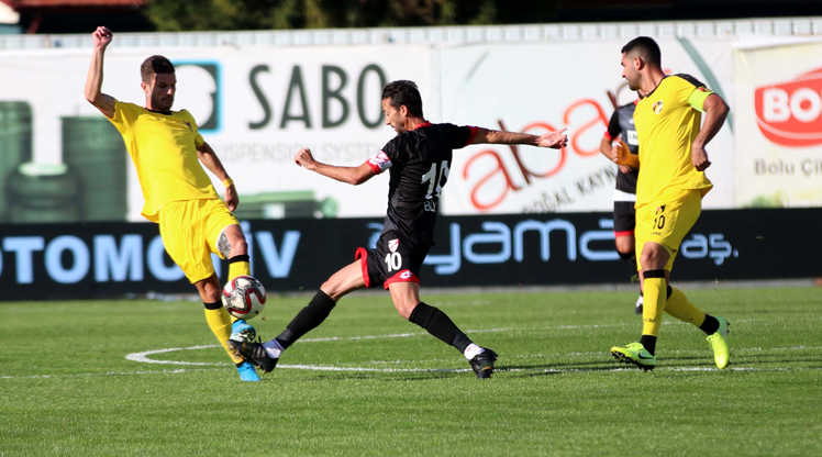Boluspor İstanbulspor maç özeti