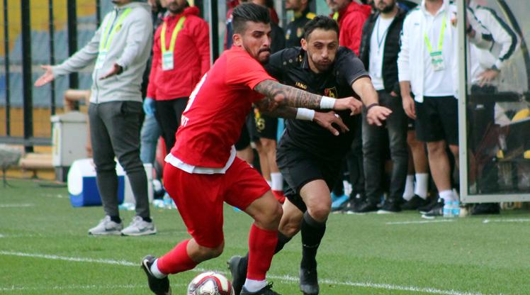 İstanbulspor Keçiörengücü maç özeti