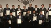 Beşiktaş Yönetim Kurulu mazbatasını aldı