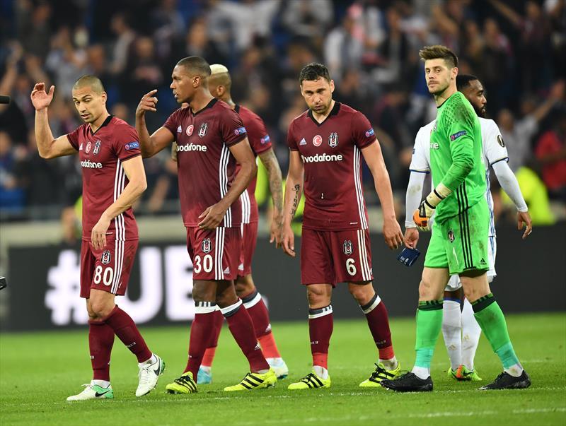 Lyon-Beşiktaş maçı için dış basın ne yazdı?