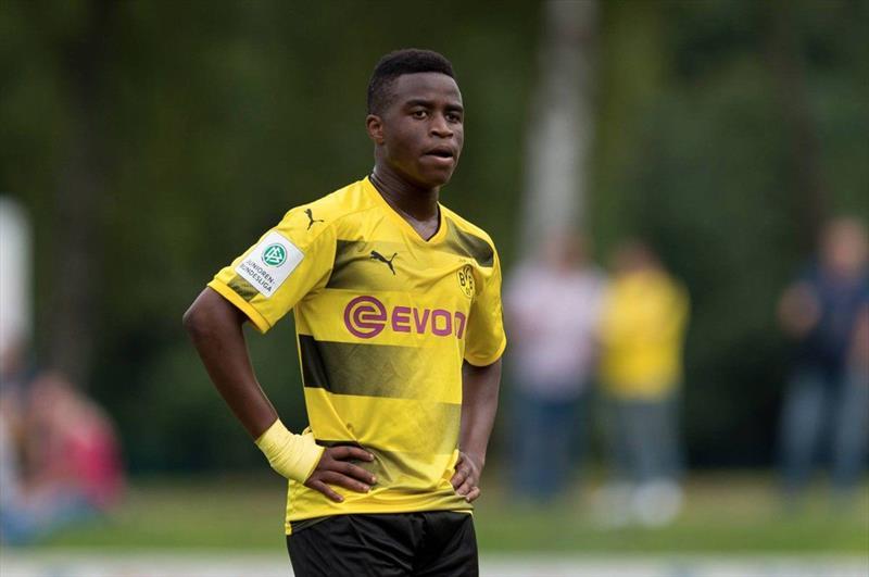 5 maçta 13 gol! Henüz 13 yaşında...