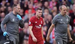 James Milner'den Liverpool'a kötü haber