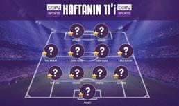 İşte Spor Toto Süper Lig'de 8. haftanın en iyi 11'i