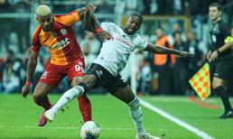 Beşiktaş-Galatasaray foto galeri
