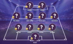 İşte OPTA verilerine göre Süper Lig'de 14. haftanın en iyi 11'i
