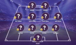 İşte OPTA verilerine göre Süper Lig'de 15. haftanın en iyi 11'i