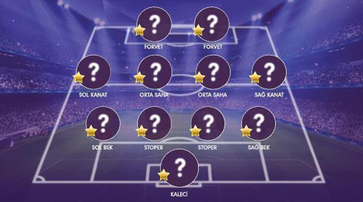 İşte OPTA verilerine göre Süper Lig'de 17. haftanın en iyi 11'i
