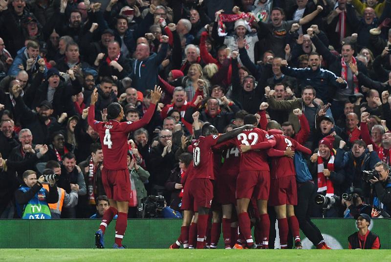Liverpool-Barcelona foto galerisi