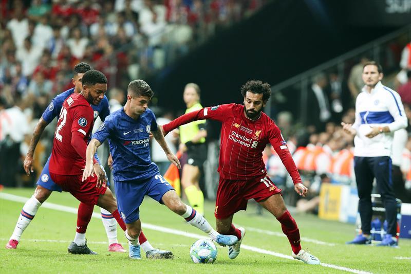 Liverpool - Chelsea foto galerisi