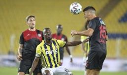 Fenerbahçe-Fatih Karagümrük maçının notları