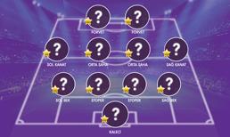 Süper Lig'de ilk 8 haftanın en iyi 11'i