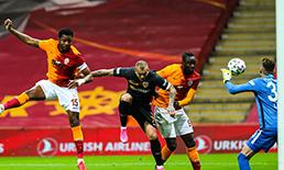 Galatasaray - HK Kayserispor maçının notları