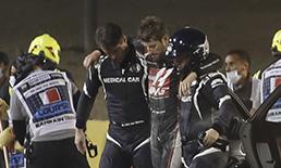 Spor dünyası Grosjean'ın mucizevi kurtuluşunu kouşuyor