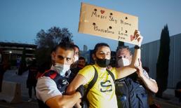 Barça taraftarının protestosu devam ediyor