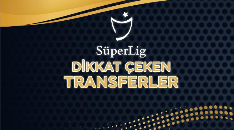 Süper Lig 2020-2021 Sezonu öncesinde takımlarımızın tüm flaş transfer hamleleri bu galeride!