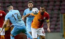 Galatasaray-Gaziantep FK maçının notları