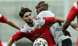 Beşiktaş - Fraport TAV Antalyaspor maçının notları