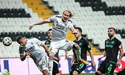 Beşiktaş - İH Konyaspor maçının notları