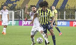 Fenerbahçe - Gençlerbirliği maçının notları
