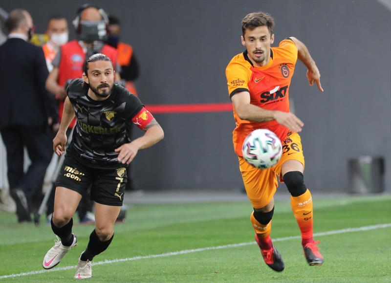 Göztepe - Galatasaray maçının ardından öne çıkan OPTA notlarını derledik...