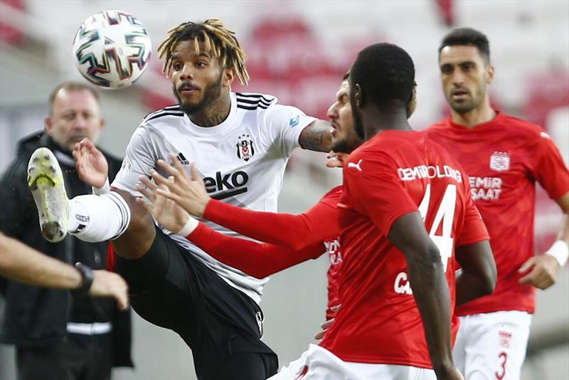 İşte DG Sivasspor - Beşiktaş maçının öne çıkan notları...