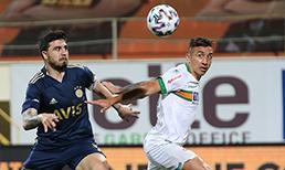 Aytemiz Alanyaspor - Fenerbahçe maçının önemli notları