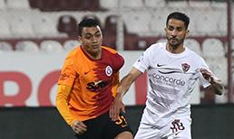 A.Hatayspor - Galatasaray maçının notları