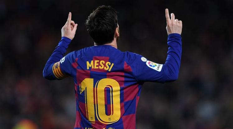 Barcelona'nın Arjantinli yıldızı Lionel Messi'nin imza attığı rekorlardan en dikkat çeken 10'unu sizin için derledik.