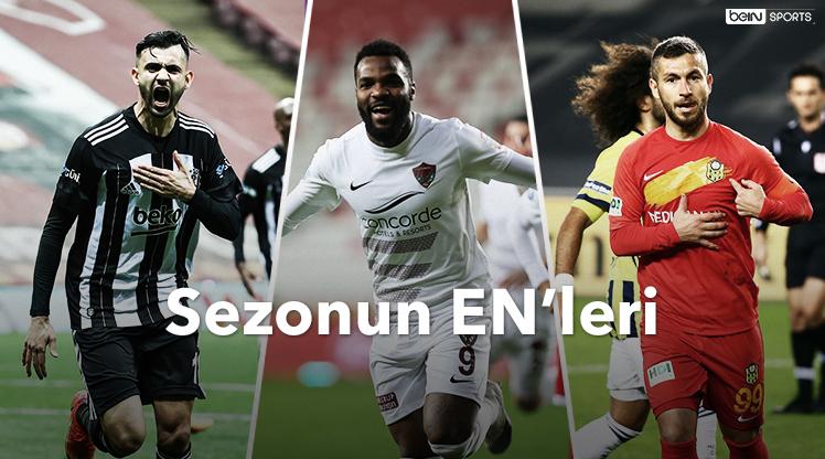 Süper Lig'de 2020/2021 sezonu sona erdi! İşte OPTA verileriyle sezonun en iyi performansları...