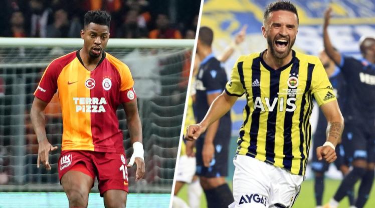 İşte Süper Lig'in dört büyük kulübünde sözleşmesi biten futbolcular (Kiralık futbolcular listeye dahil edilmemiştir)